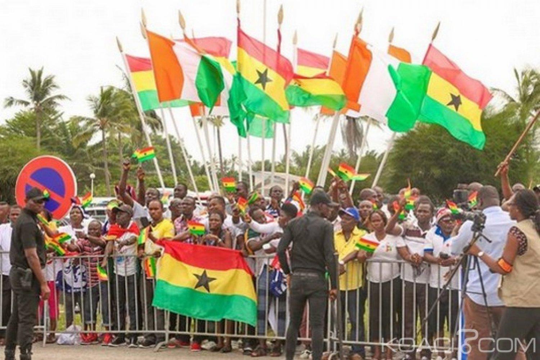 Afrique : Index des pays pacifiques, le Ghana 4e, la Côte-d'Ivoire 24e, le Togo 25e