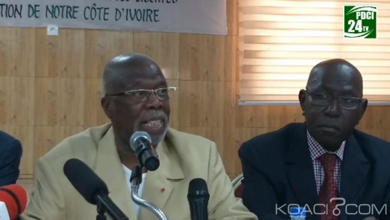 Côte d'Ivoire: Bamba Moriféré martèle «Ouattara veut avoir la CEI à sa dévotion pour confisquer le pouvoir»