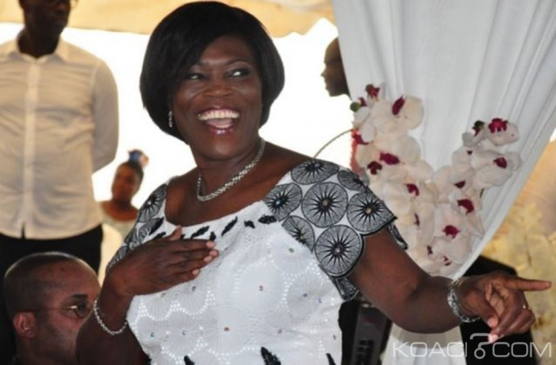 Côte d'Ivoire : Simone Gbagbo à la célébration de ses 70 ans prie pour que Dieu illumine  son esprit de sagesse
