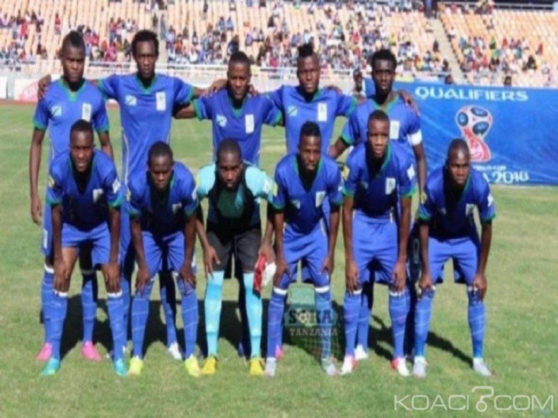 Tanzanie: CAN2019, le gouvernement lance une collecte de fonds pour «motiver» ses joueurs