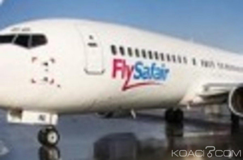 Afrique du sud:  Un fœtus retrouvé dans les toilettes d'un avion