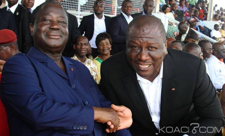 Côte d'Ivoire : Sortie de Bédié, Hamed Bakayoko, « Ce qu'il a dit est faux (...)  Laissez Abobo en paix »