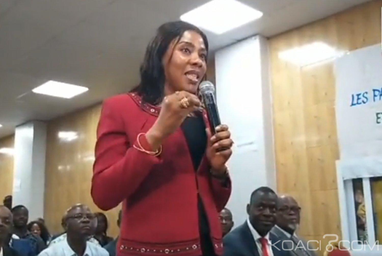 Côte d'Ivoire : Depuis Cocody, Affoussiata « si nous n'y prenions pas garde, notre pays va sombrer, c'est soit le chaos ou la renaissance »