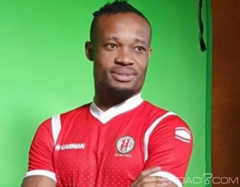 Burundi : À la veille du  match contre le Nigeria, un joueur burundais exclu de la compétition