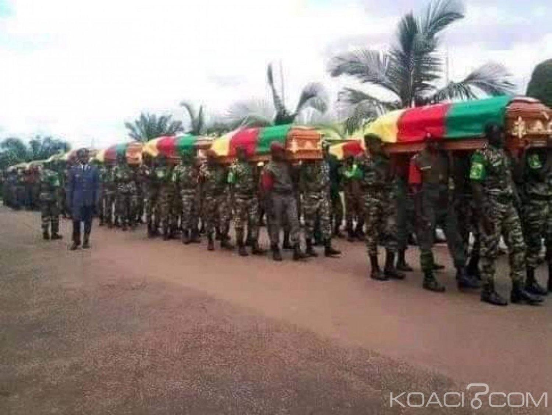 Cameroun: La journée de deuil national marquée par les honneurs militaires sur l'ensemble du pays