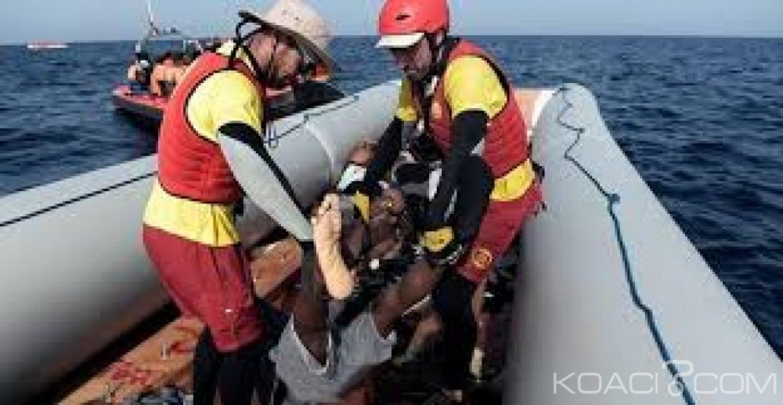 Maroc- Espagne: Au moins vingt migrants noyés en Méditerranée après un nouveau naufrage