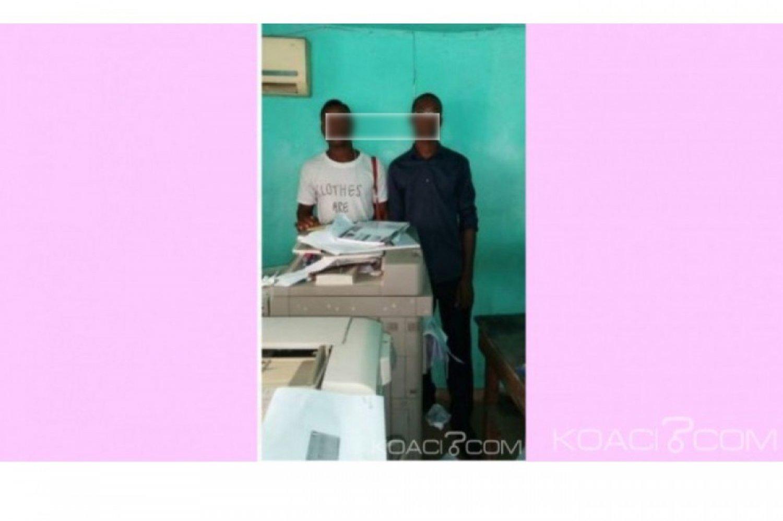 Côte d'Ivoire: Deux individus qui s'adonnaient à la falsification des CNI interpellés à Koumassi
