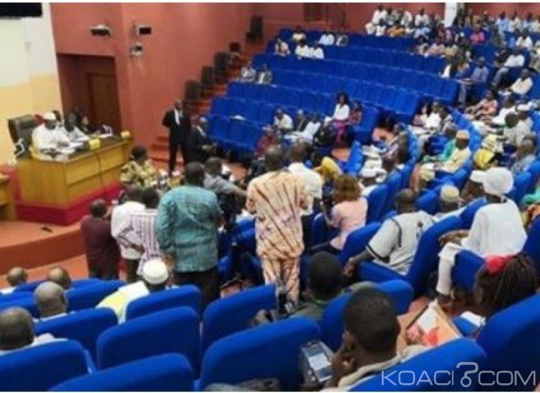 Burkina Faso : Un nouveau code pénal adopté, bien que jugé liberticide