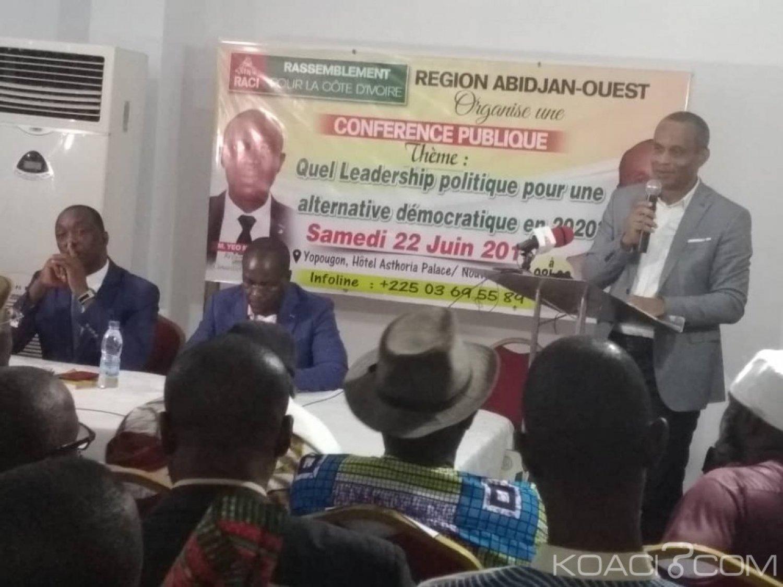 Côte d'Ivoire : À Yopougon Soro présenté comme une alternative démocratique en 2020 par ses partisans