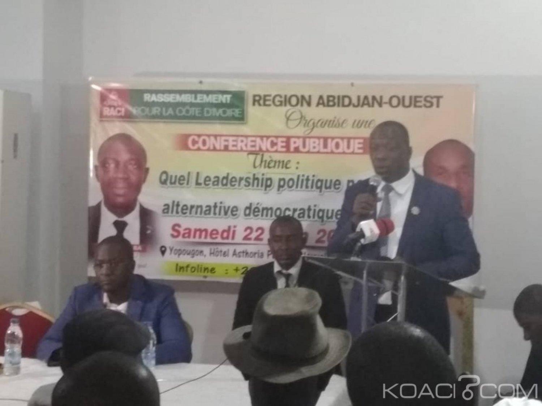 Côte d'Ivoire : Depuis Yopougon un proche de Soro à Hamed Bakayoko «c'est une conception villageoise, obsolète  et rétrograde » et critique la gestion du pouvoir Ouattara.