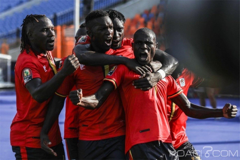 Egypte: CAN2019, après 41 ans d'absence, l'Ouganda s'impose face à la RDC avec un score de 2-0