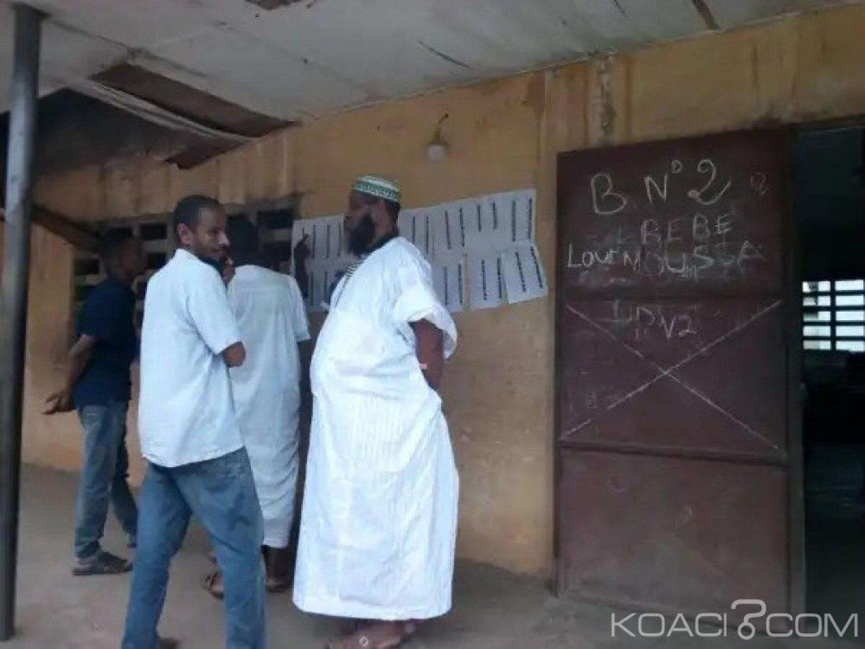 Côte d'Ivoire - Mauritanie : Pour l'élection présidentielle,   un bureau de vote installé à Bouaké