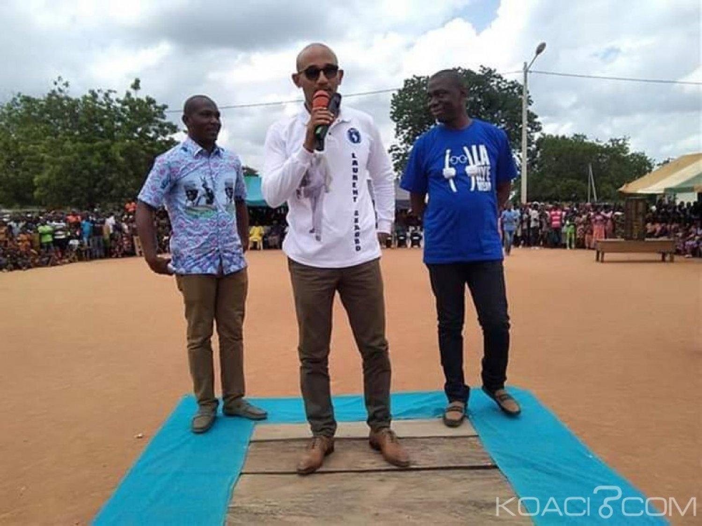 Côte d'Ivoire: Depuis Kounahiri, Michel Gbagbo annonce le retour de son père et demande aux « Gbagbo ou rien » de s'ouvrir au PDCI pour une alliance