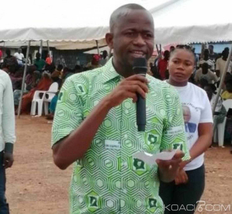 Côte d'Ivoire: A Adzopé,la Jpdci appelle à un soulèvement populaire en cas de non réforme de la CEI