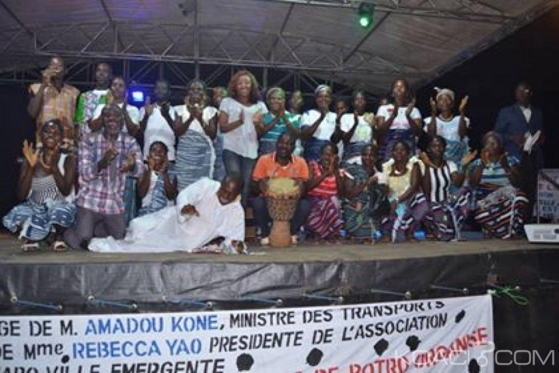 Côte d'Ivoire :  Après plus de 4 ans de suspension, Amadou Koné fait renaître la fête de la musique dans le Gbêkê, plus de 4000 mélomanes à Botro