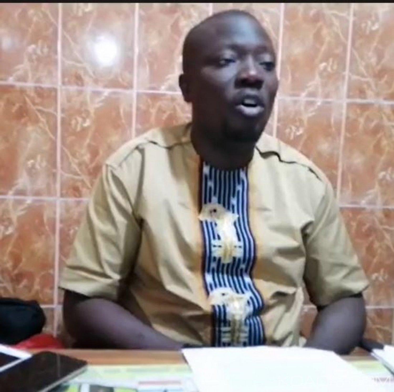 Côte d'Ivoire : Réforme de la CEI, Samba David annonce un sit-in devant le siège de la CEI