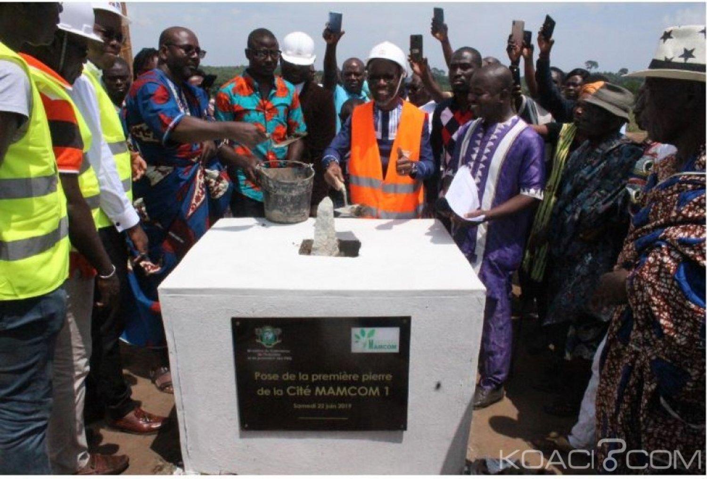 Côte d'Ivoire: Les agents du Ministère du commerce vont se doter de logements à Bingerville