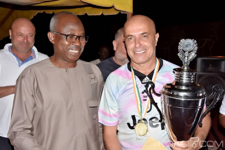 Côte d'Ivoire : A San-Pédro, un tournoi de Maracana pour renforcer la cohésion sociale  et le vivre ensemble