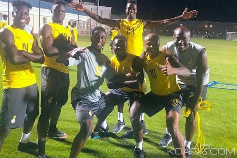 Egypte : CAN 2019, groupe F, Black Stars et Ecureuils entrent en jeu ce mardi