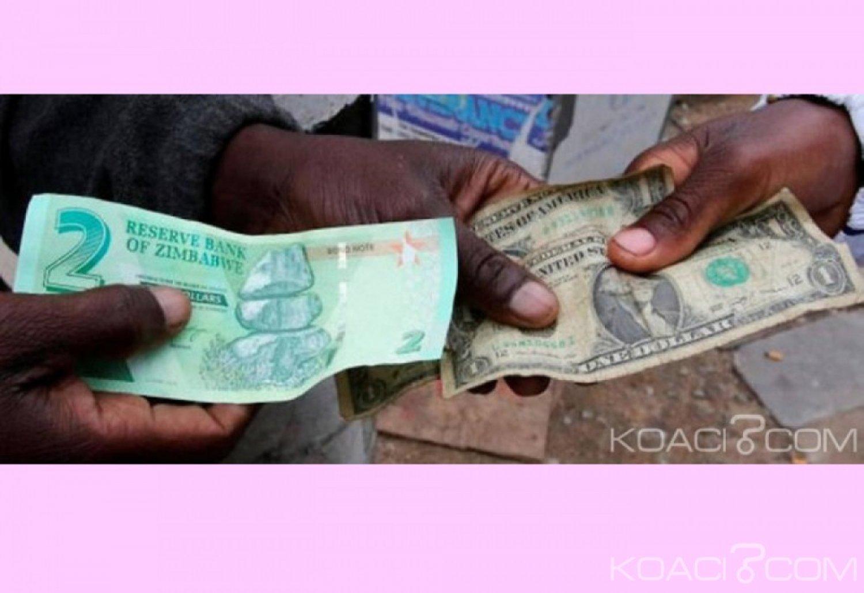 Zimbabwe:Les transactions en monnaies étrangères  désormais interdites à compter de ce lundi