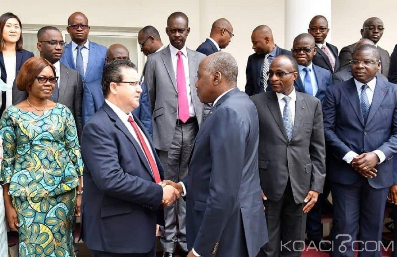 Côte d'Ivoire : Amadou Gon Coulibaly satisfait de la mise en œuvre des projets de la Banque mondiale sur la période de 2015 à juin 2019