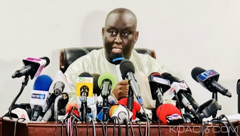 Sénégal: Scandale du pétrole, Aliou Sall, petit frère du Président Macky Sall, démissionne de la Cdc