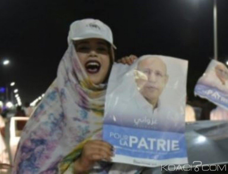 Mauritanie:   Des heurts à Nouakchott après la proclamation de la victoire de Ghazouani
