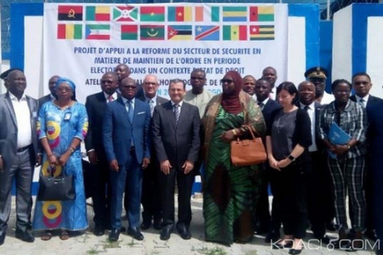 Togo : Des pays africains parlent d'«élections sans violence» à Lomé