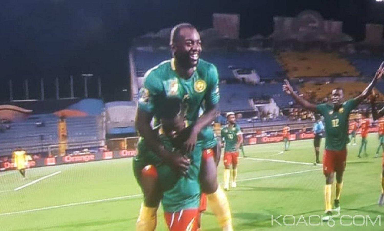 Cameroun: Can 2019, les lions indomptables s'imposent 2 à 0 face à la Guinée-Bissau