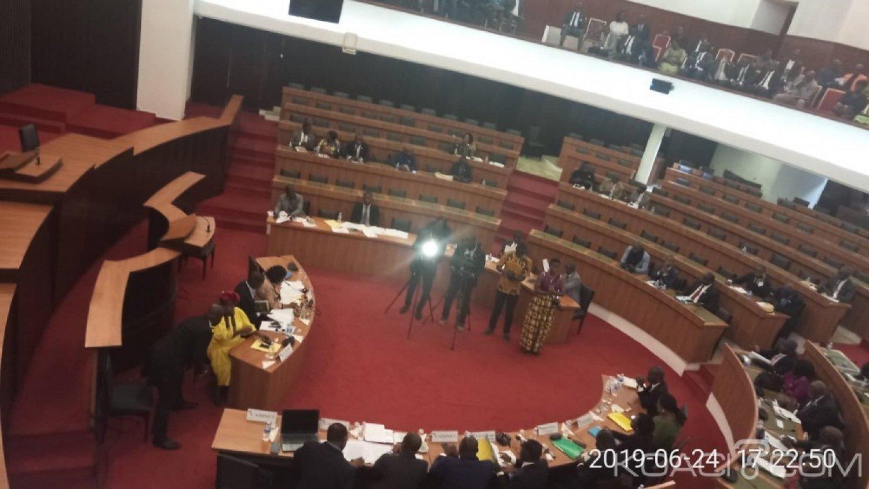 Côte d'Ivoire : Assemblée nationale, les députés de la Commission des relations extérieures autorisent l'établissement d'Africa Finance Corporation