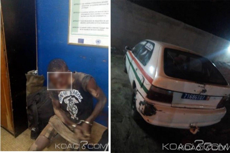 Côte d'Ivoire : Elle se jette d'un véhicule en course par la vitre après avoir été agressée, l'un des  suspects arrêté