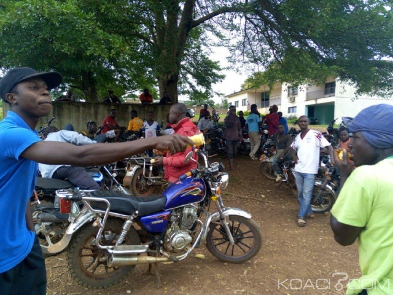 Côte d'Ivoire: Des hommes en tenue dépouillent les passagers des moto-taxi et font un mort à l'ouest du pays