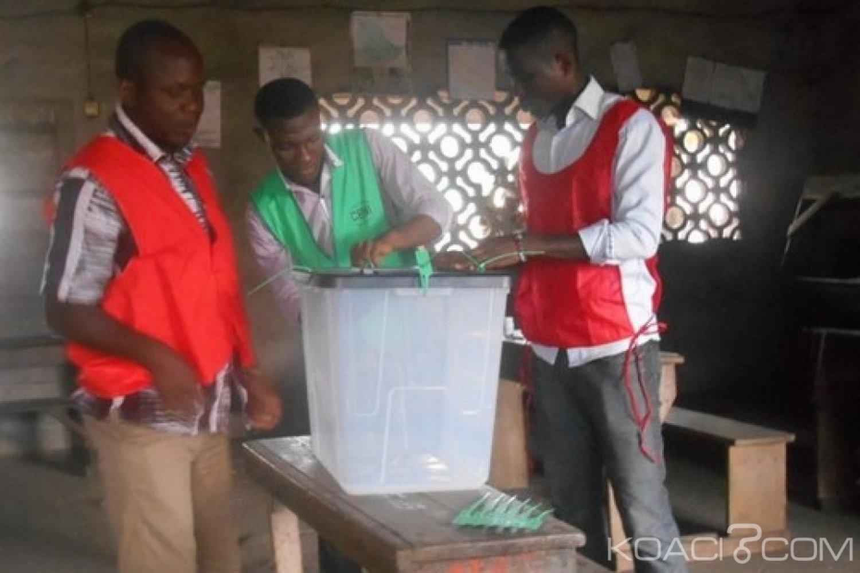 Togo : Municipales, décalage du vote anticipé à vendredi, campagne en cours