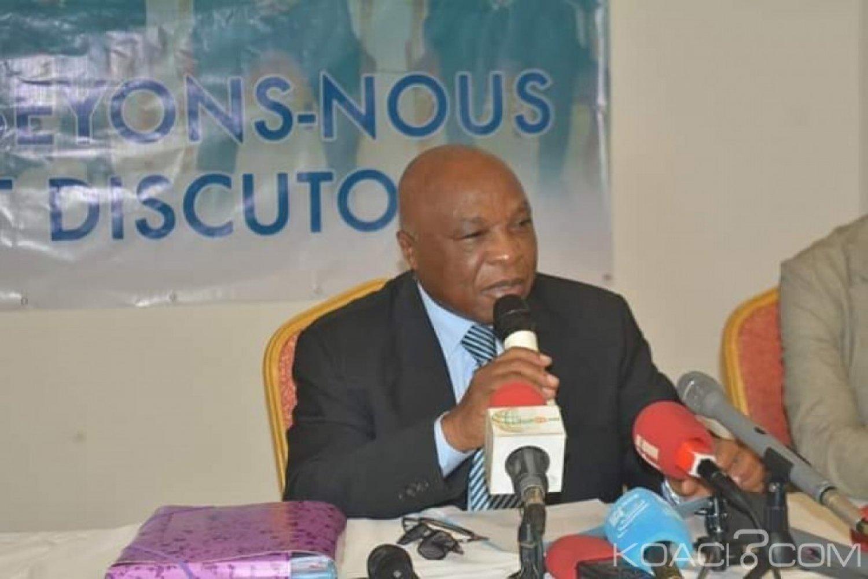 Côte d'Ivoire: Laurent Gbagbo appelle ses partisans à ne pas manifester en Belgique