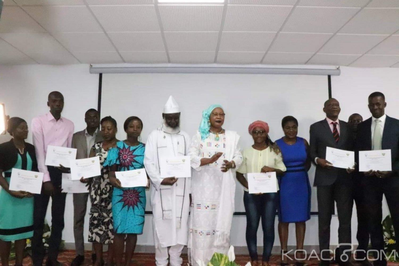 Côte d'Ivoire : Promotion des droits de l'homme, la Présidente de la CADHP salue la création d'une Université des droits de l'homme à Abidjan