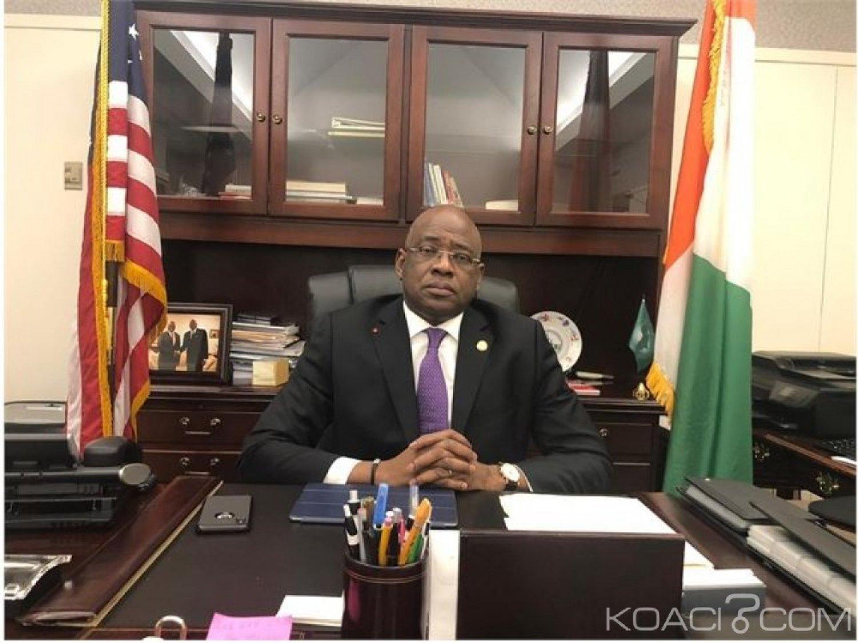Côte d'Ivoire : Forum de l'AGOA annoncé Abidjan, les grandes promesses de l'Ambassadeur ivoirien aux USA aux investisseurs