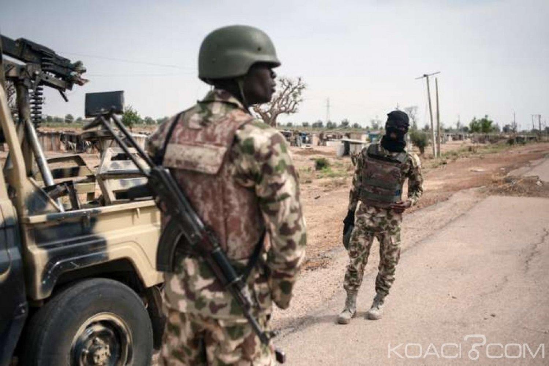Nigeria: L'armée repousse une attaque de Boko Haram contre l'une de ses bases