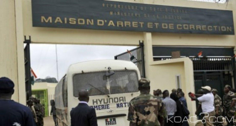 Côte d'Ivoire : Un détenu décède à la MACA, son corps transféré au CHU de Yopougon, ses parents recherchés