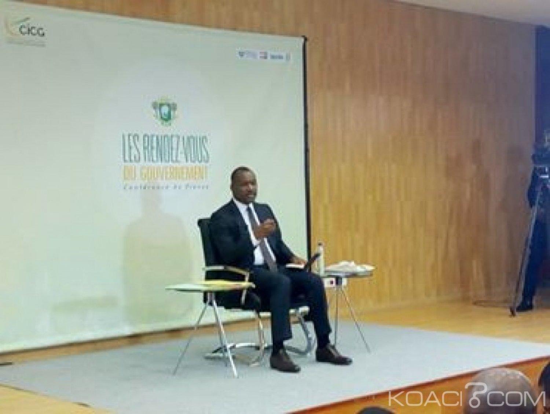 Côte d'Ivoire: Touré annonce la subordination de la subvention de la jeunesse à la présentation d'un rapport d'activité et d'un bilan financier