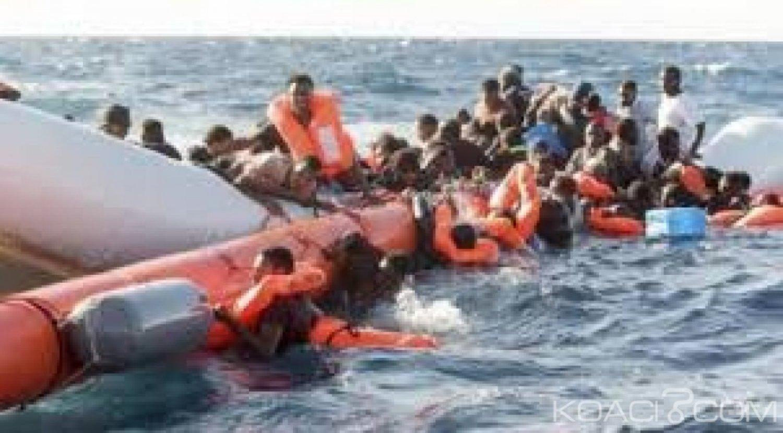 Maroc: En route pour l'Espagne, six migrants dont un bébé meurent noyés après un naufrage