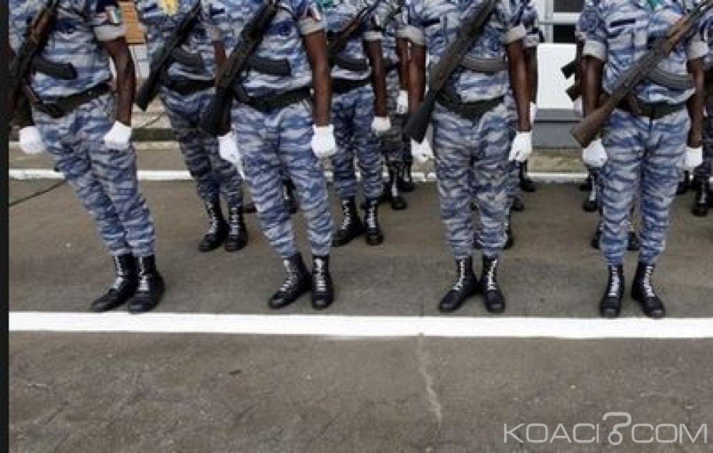 Côte d'Ivoire: Gendarmerie, quatre maréchaux de logis poursuivis pour tentative d'extorsion de fonds