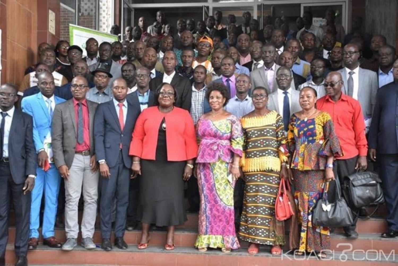 Côte d'Ivoire : Installations anarchiques de commerçants, Anne Ouloto demande aux maires de revoir le processus de délivrance et de gestion des ODP