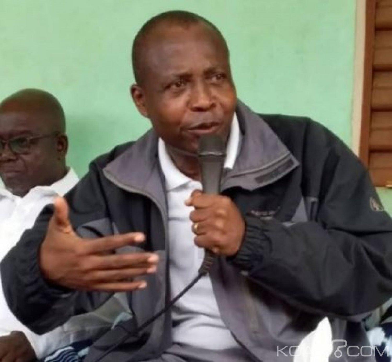 Côte d'Ivoire : Depuis Toumodi, KKS invite les populations à ne pas tomber dans le piège de l'amalgame entretenu sur la question sensible de la nationalité et de l'étranger