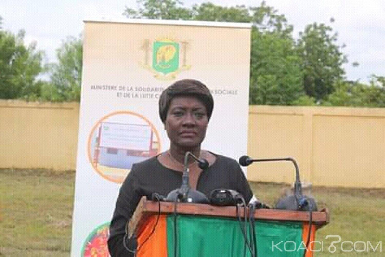 Côte d'Ivoire : Après avoir craché la vérité aux hommes politiques,  Mariatou Koné à la population, « si on t'envoie, il faut savoir t'envoyer»