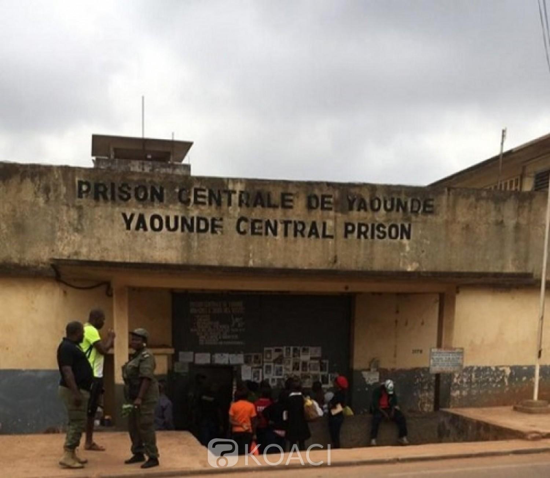 Cameroun : 178 interpellations après une impressionnante mutinerie à la prison centrale de Yaoundé