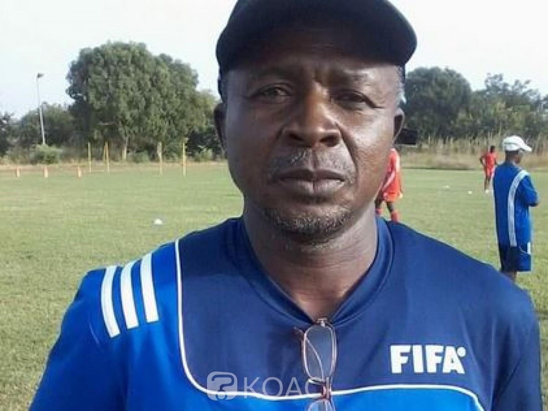 Burkina Faso: Le Burkinabè Kamou désigné nouvel  entraineur des Etalons