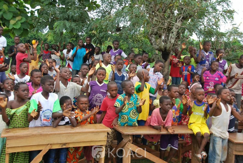 Côte d'Ivoire : A Adjékro, ils lancent un appel à la rénovation de leur établissement vieux de 40 ans