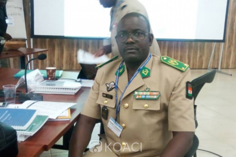 Niger: Le général nigérien Oumarou Namata prend  la tête du G5 Sahel