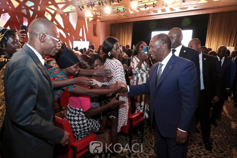 Côte d'Ivoire :   Ouattara accorde la grâce présidentielle à environ 3000 détenus de droit commun