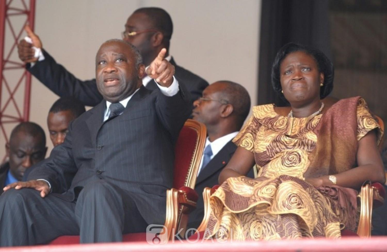 Côte d'Ivoire: «Compte bancaire du couple Gbagbo en Suisse » le media français dépublie le post